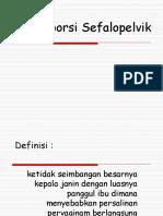 Disproporsi Sefalopelvik.ppt