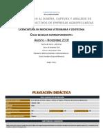 Excel Aplicado de Empresas Agropecuarias CCBA