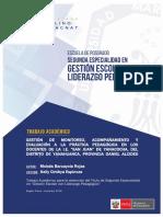Sustentación II Especiliadad Barcayola Rojas Moisés 06-01-2019