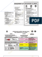 IMNCI Chart Booklet (New)Orignal