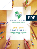 Michigan Childrens Trust Fund Biennial Report 2018-2019