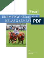 UKB PKW Kerajinan Smt 2