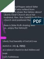 liberty deaf ag anniversary