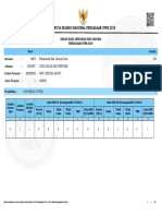 2. Rekap Hasil Integrasi Skd & Skb