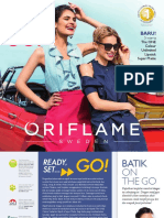 Katalog Oriflame Januari 2018