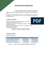 Costos y Prosupuestos Grupo 2