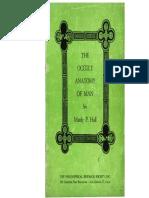 The Occult Anatomy of Man.pdf