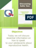 Workshop Sex Education