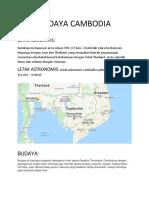 Budaya Cambodia
