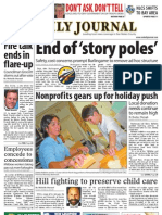 1019 issue of the Daily Journal