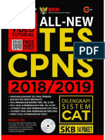 Soal Cpns All New Tes Cpns 2018