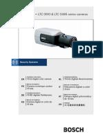 Bosch Ltc 0485 21 Installation Instruction