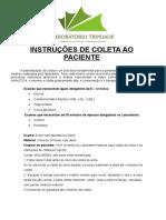 Instruções de Coleta ao paciente.doc