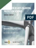 EVALUATION OF ANTI-ISLANDING PROTECTION SCHEMES.pdf