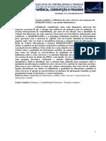 A Qualidade da informação contábil e a influência do value relevance nas empresas da  BM&FBOVESPA
