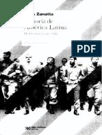 Zanatta Loris - Historia de America Latina - De La Colonia Al El Siglo XXI