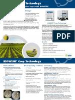 BiOWiSH Crop Overview