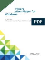 Workstation Player 15 Windows User Guide