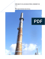 STRUCTURAL REPAIRS TO 56.1M HIGH STEEL CHIMNEY UK.docx