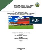 Informe Diagnostico Organizacional Jm 2018