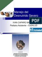 Manejo Del Desnutrido Severo 2018