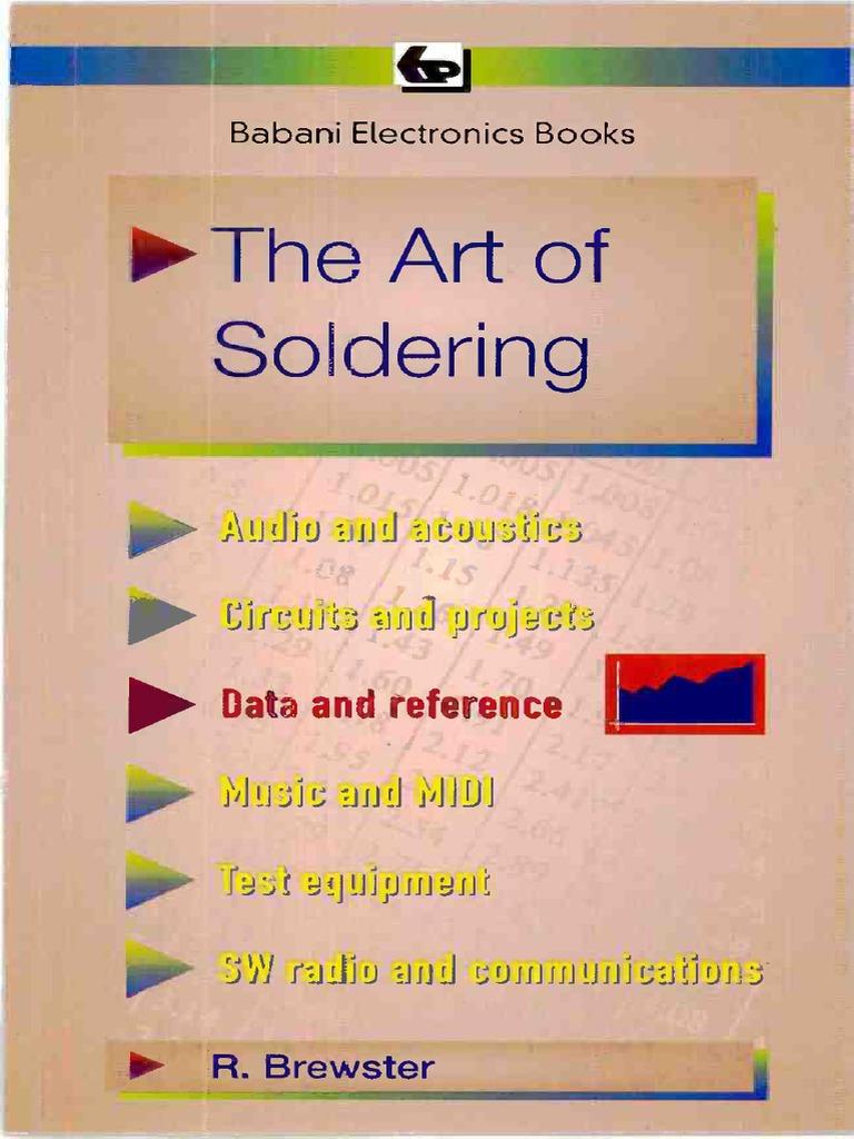 Bp324 The Art Of Soldering