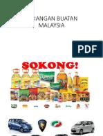 Barangan Buatan Malaysia