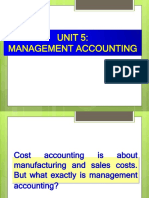 Unit 5_ Management Accounting