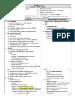 Nursing 75 Fluid and Electrolyte Exam 2