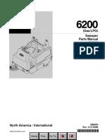 6200 Gas-LPG Parts Manual