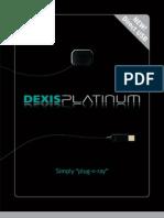 DEXIS Platinum Brochure