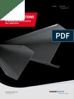 CAD Details PDF for Post-Installed Rebar CAD BIM Typicals ASSET DOC LOC 5536065