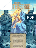 smiths of Winterforge rulebook
