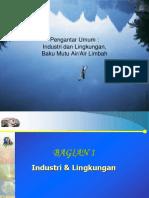 Industri Dan Lingkungan
