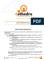 Cathedra - Anotacoes de Direito Administrativo - Andre Luis - Parte 01