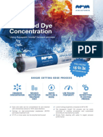 Aquaporin HFFO2 Dye Concentration 1 3
