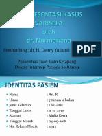 Presentasi Kasus Rin Varisela