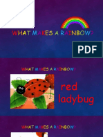 What Makes a Rainbow