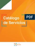 Reune OTEC - Catálogo