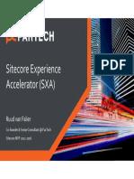 SUGNL Meeting Colours 20161207 Ruud Van Falier Sitecore Experience Accelerator