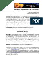 2018 - Sobre o Resgate Promovido Por Habermas Do Projeto Kantiano de Aufklärung - João e Wilian