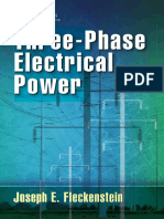 Three Phase Electrical Power by Joseph E Fleckenstein