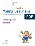 153310 Movers Sample Papers Volume 2