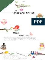 Fareeza's Group - Main Science Presentation Light and Optics