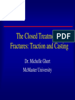 Closed Treatment of Fracture