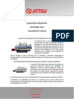 Questions Frequentes novembre 2018 - Chaudières à Vapeur