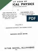 A Textbook of Practical Physics