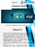 Mexican Business Email List.pptx