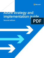 1 Azure Strategic Implementation Guide for IT Organizations New to Azure