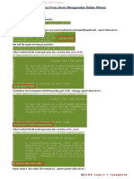 Membuat Proxy Dengan Linux Debian